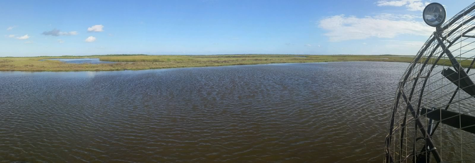 Airboat Tours & Fishing