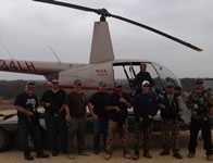 Helicopter Hunt in South Texas
